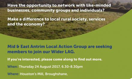 Mid and East Antrim Local Action Group Information Evening