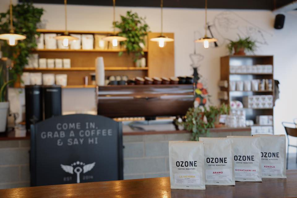Ozone Coffee – Guest Coffee at Middletown Ballymena