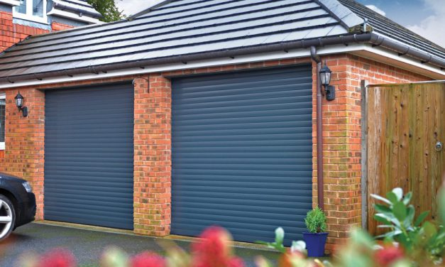 Secured By Design | Garage Door Systems