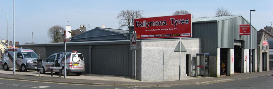 Motorbikes – Ballymena