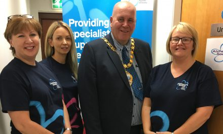 Alzheimer's Society Has Opened A New Office in Cullybackey