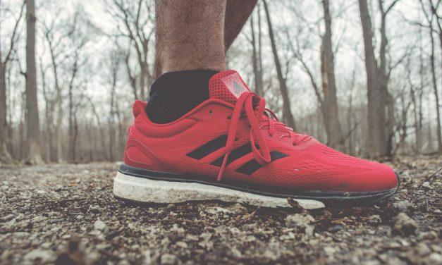 Inspiration from Ballymena runners