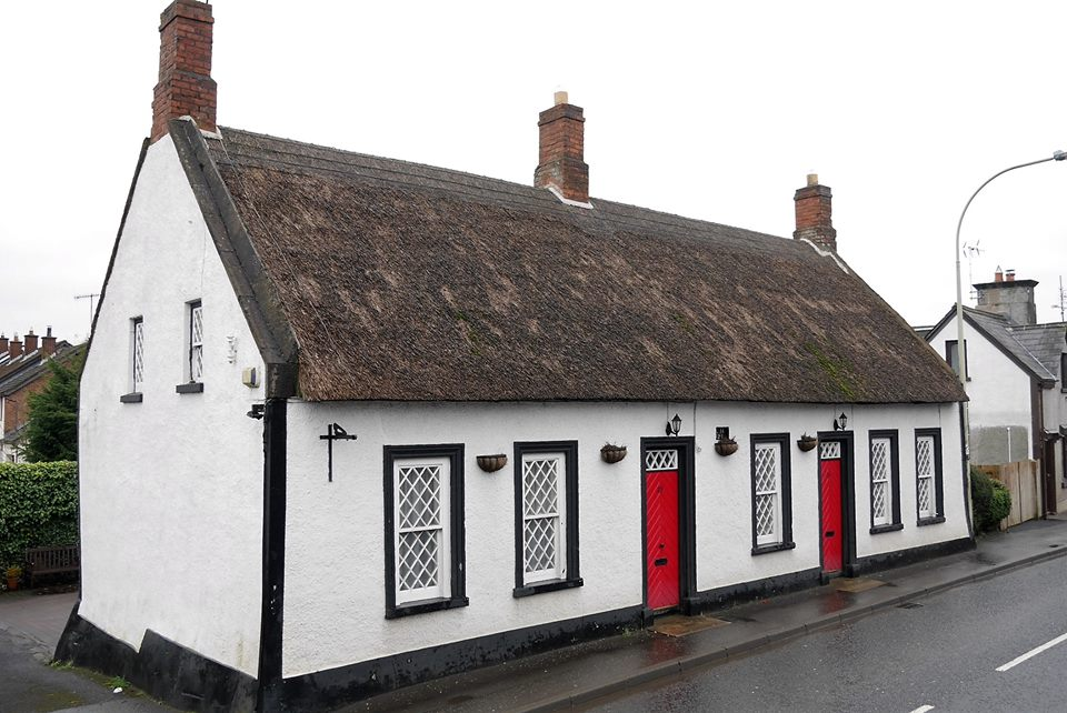Homes Ballymena - Iconic Thatched Cottage for sale