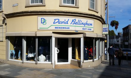 David Bellingham Menswear Celebrate 40 Years