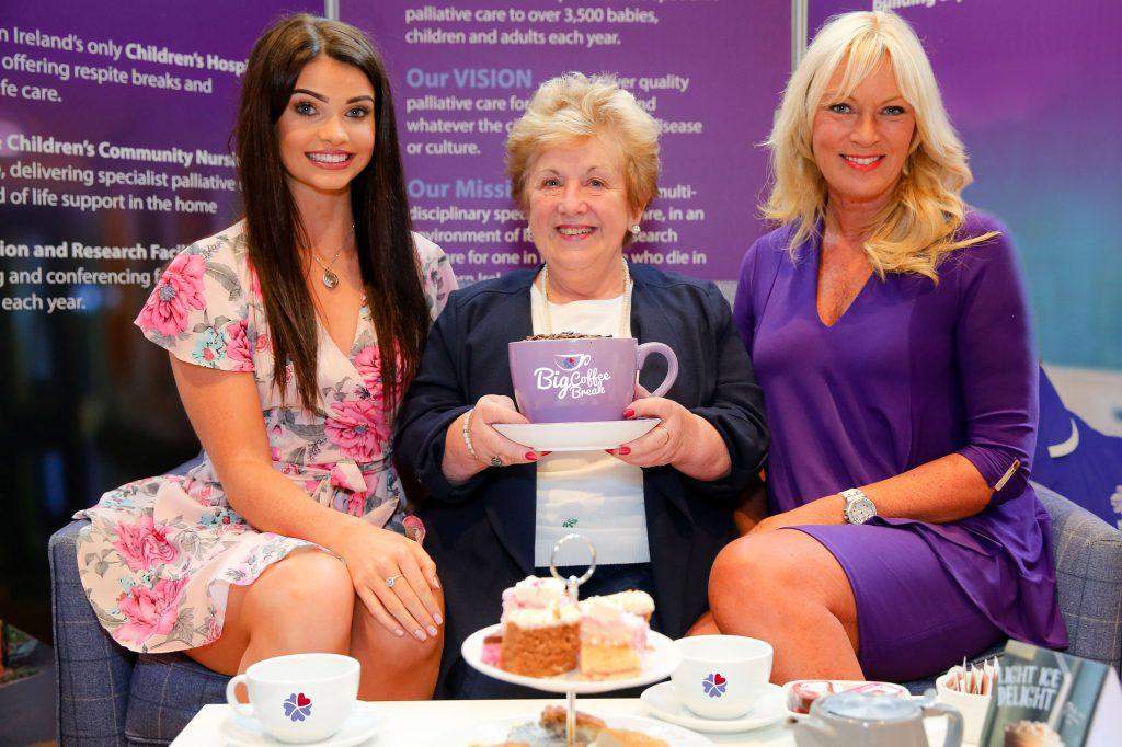 Northern Ireland Hospice 25th Big Coffee Break