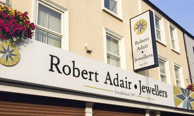 Robert Adair Jewellers Celebrate Sixty Years