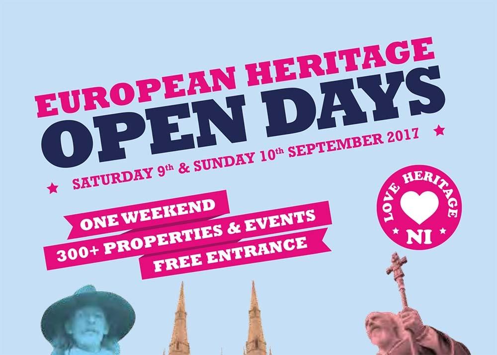 European Heritage Open Day - Ballymena