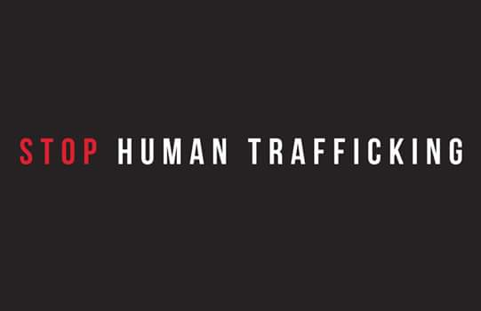 Stop the Traffick raise awareness in Ballymena