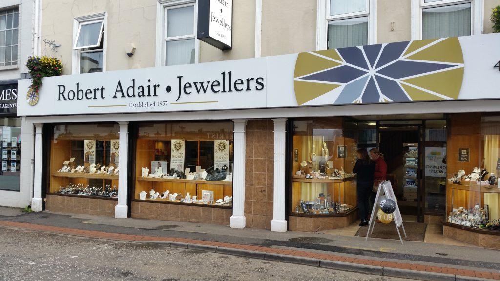 Robert Adair Jewellers 60th Anniversary Sale