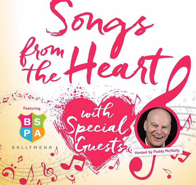 Songs from the Heart – Charity Concert Ballymena