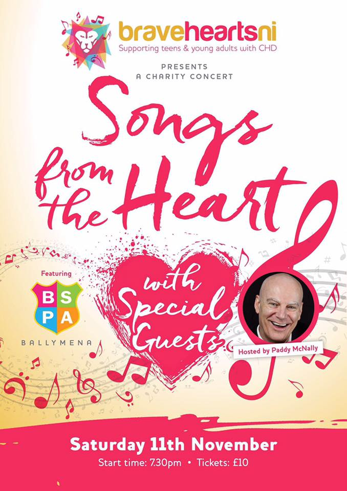 Songs from the Heart - Charity Concert Ballymena