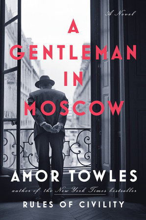 Ballymena book club read A Gentleman in Moscow