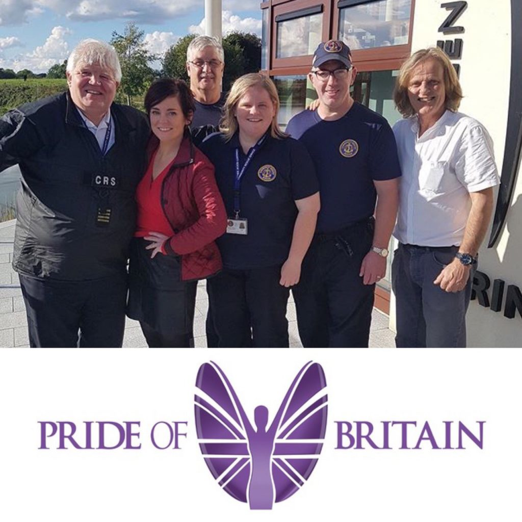 Pride of Britain NI Fundraiser of the Year 2017