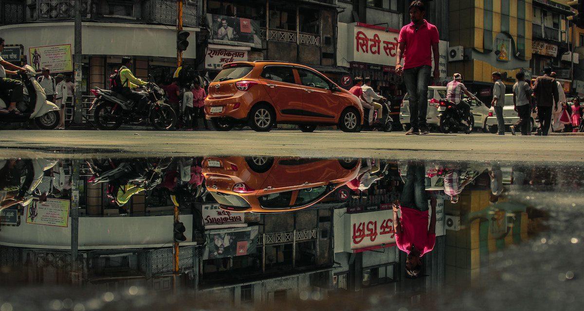 Ballymena man in charity Motorbike ride across India
