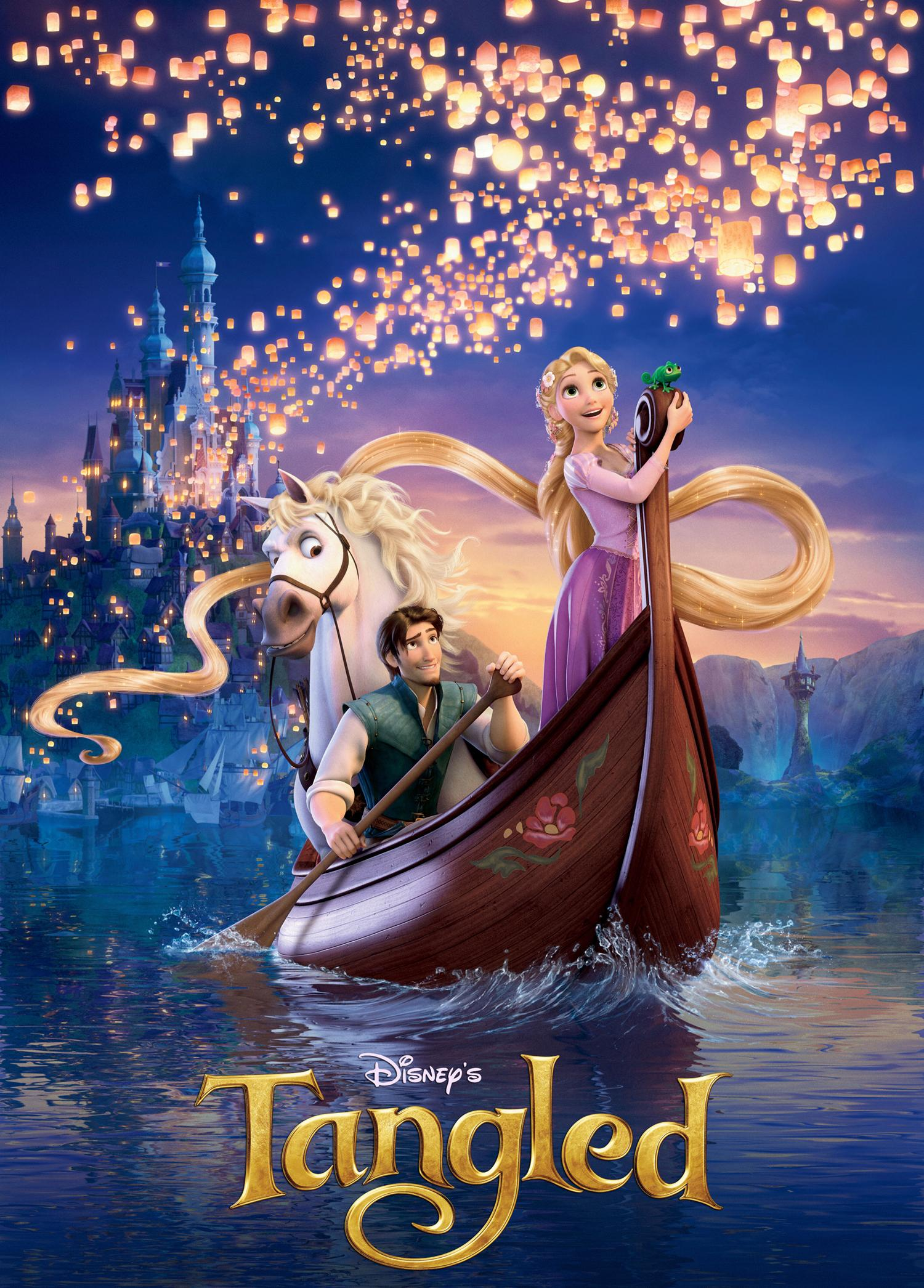 Rapunzel - A Tangled Tale sing-a-long in Ballymena