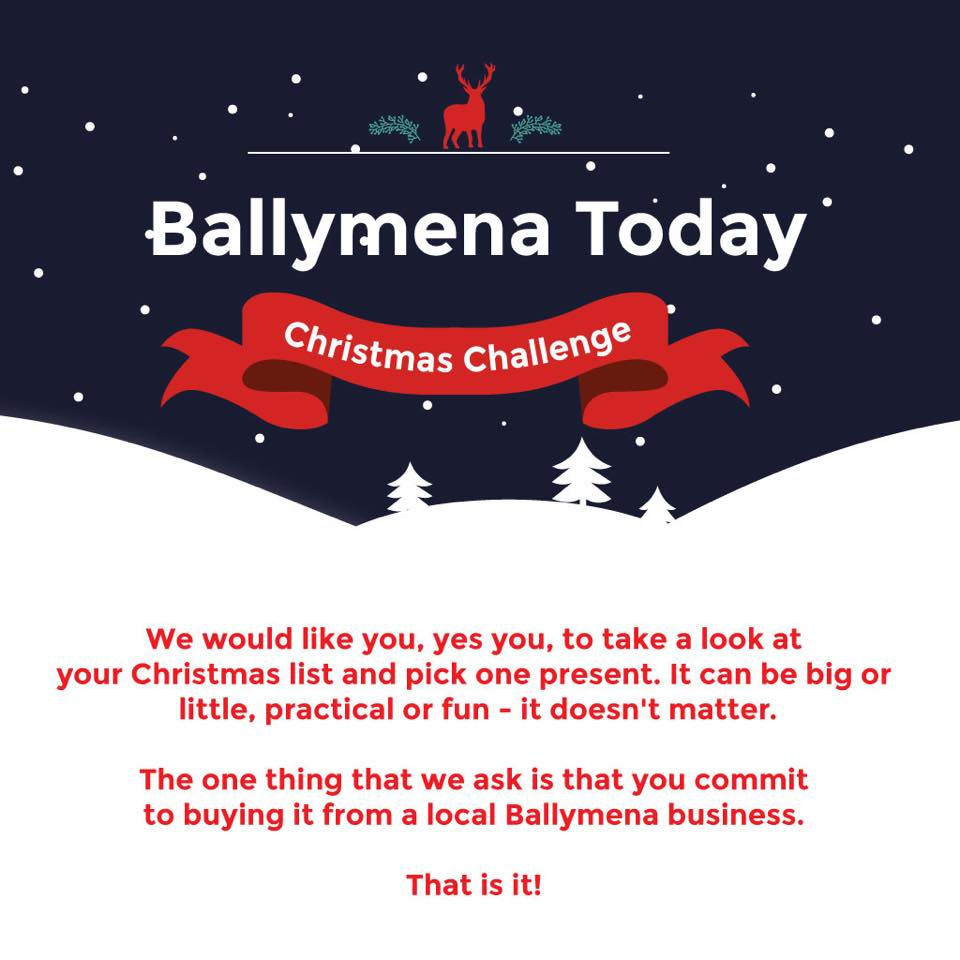 Gift Experiences from local businesses - Ballymena Today Christmas