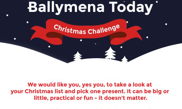 Ballymena Today Christmas Challenge