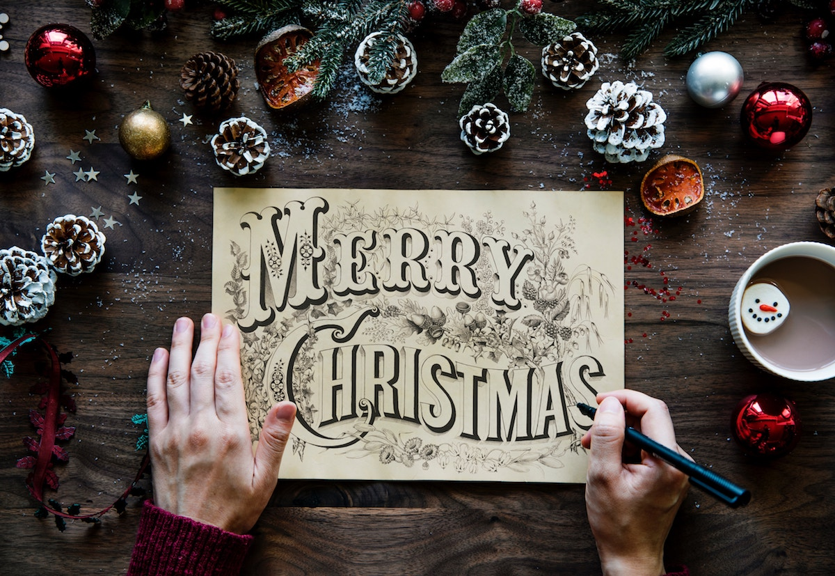 We Wish you a Merry Christmas from Ballymena Today