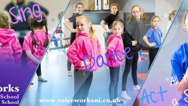 Voiceworks – Bringing drama to Ballymena