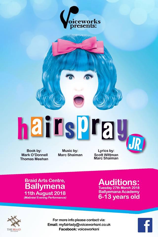 Voiceworks - Bringing drama to Ballymena