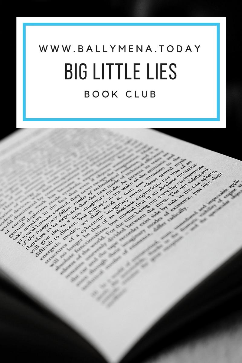 Ballymena Book Club - Big Little Lies
