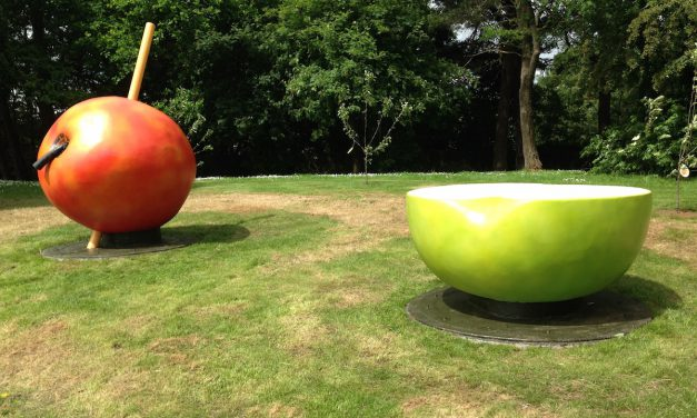 Ballymena art work nominated for award