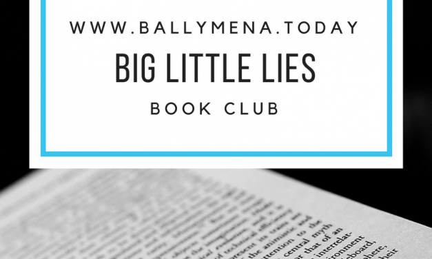 Ballymena Book Club – Big Little Lies