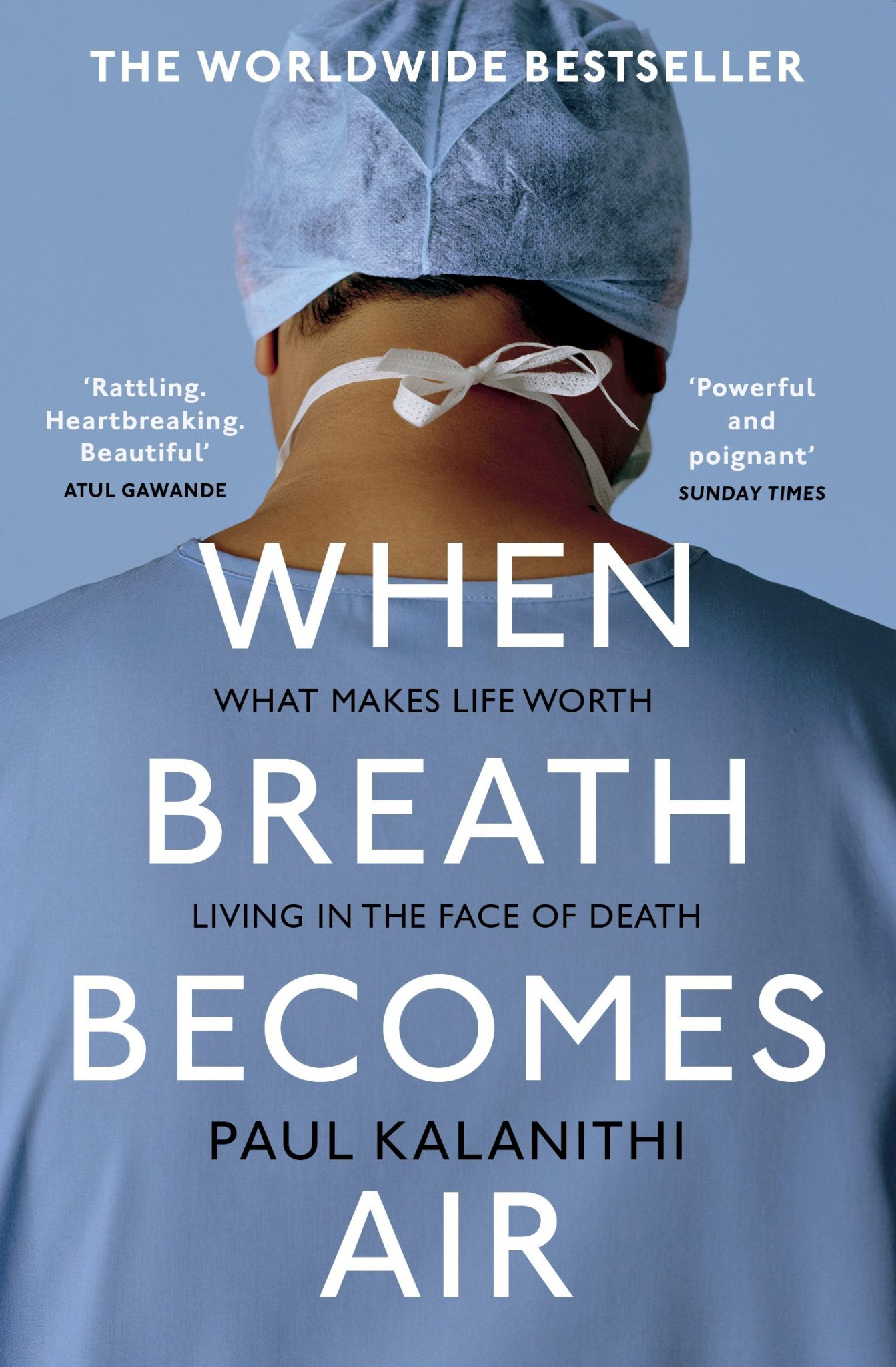 Ballymena Today book club - When Breath becomes Air
