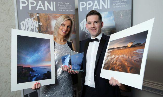 Steven Hanna Awarded PPANI Landscape Photographer of the Year