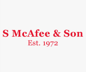 S McAfee