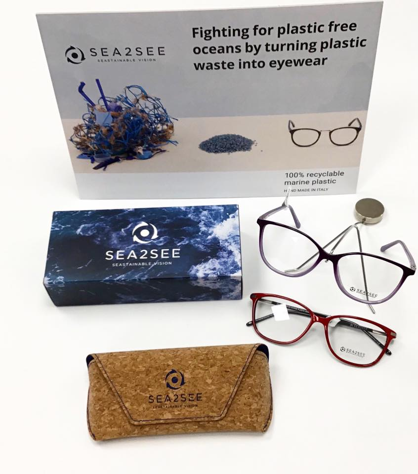 Fitzsimons Opticians introduce Sea2See Eyeware