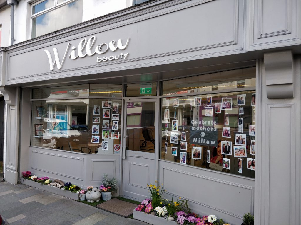 Celebrate Mothers at Willow Beauty